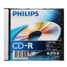 CD lemez Philips 80' R slim tokos