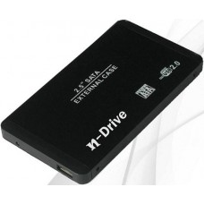 "Drive kit USB 2,5"" SATA USB 2.0 nBase EH-25NDB2"