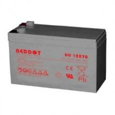 12V 7Ah akkumulátor szünetmenteshez AQDD12/7.0_T2