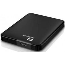 """2,5"""" USB HDD 1TB WD Elements Portable USB 3.0 fekete WDBUZG0010BBK"""