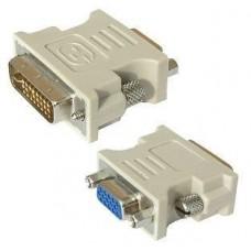 DVI-VGA átalakító Gembird A-DVI-VGA fehér