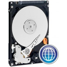 """2,5"""" HDD  500GB WD SATA3 5400 16MB WD5000LPCX"""