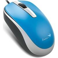 Genius DX-120 USB egér kék