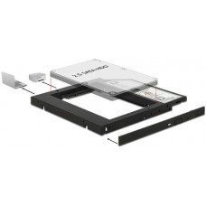 Optibay keret notebookba SATA-SATA 9,5mm Delock 62669