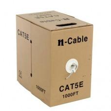 UTP fali kábel 305m dob CAT5.E nBase