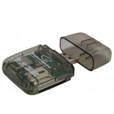 Esperanza EA132 SD/MicroSD+M2+M2/MS Duo USB kártyaolvasó