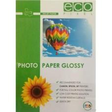 Ecopixel fotópapír 10x15 Glossy 210g/50db