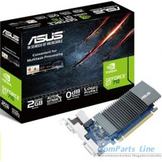GeForce GT710 Asus GT710-SL-2GD5 PCX vga kártya