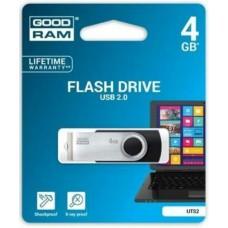 USB Flash Ram   4GB Goodram UTS2-0040K0R11