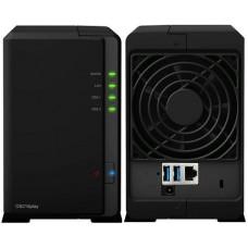 Synology NAS DS218play hálózati tároló
