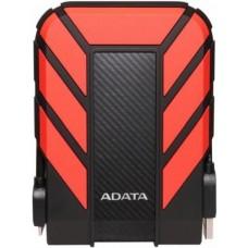 """2,5"""" USB HDD 1TB A-DATA USB 3.1 piros AHD710P-1TU31-CRD"""