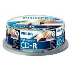 CD lemez Philips 80' R 25lemez/henger PH782258
