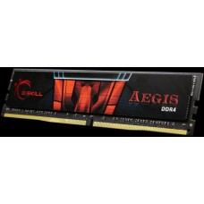 16GB 3000MHz G.Skill DDRIV Aegis RAM F4-3000C16S-16GISB