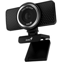 Genius eCam 8000 fekete webkamera