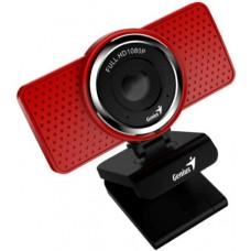 Genius eCam 8000 piros webkamera