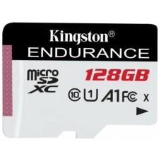 SD Micro 128GB XC Kingston Adapter nélkül CL10 SDCE/128GB