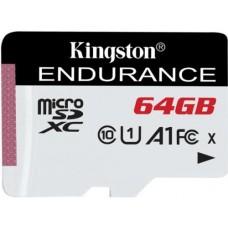 SD Micro  64GB XC Kingston Adapter nélkül CL10 SDCE/64GB