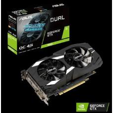 GeForce GTX1650 Asus DUAL-GTX1650-O4G PCX vga kártya