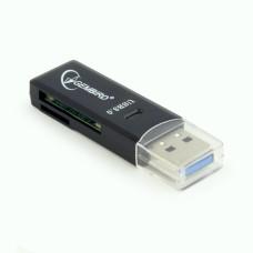 Gembird USB 3.0 kártyaolvasó UHB-CR3-01
