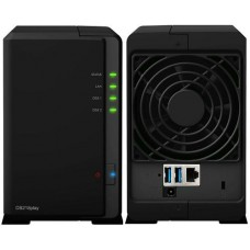 Synology NAS DS218play hálózati tároló +reg.kártya