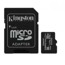SD Micro  32GB HC Kingston 1Adapter CL10 SDCS2/32GB