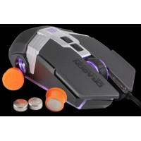Dragon War Lancer Gamer USB optikai egér ELE-G22