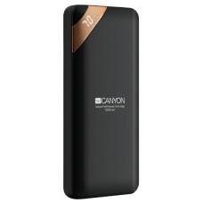 Canyon CNE-CPBP10B 10000mAh hordozható akkumulátor
