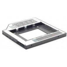 Optibay keret notebookba SATA-SATA 9,5mm Gembird MF-95-01