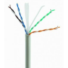 UTP fali kábel 305m dob CAT6 Gembird 24AWG UPC-6004SE-SO