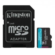 SD Micro  64GB XC Kingston 1Adapter UHS-I U3 SDCG3/64GB