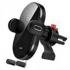 Indukciós töltő + univerzális autós tartó Usams CD132ZJ01