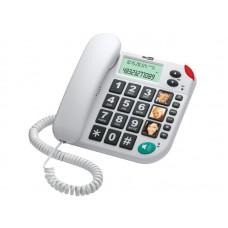 Maxcom KXT480 vezetékes telefon fehér