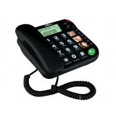 Maxcom KXT480 vezetékes telefon fekete