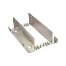 """2,5"""" HDD beépítő keretpár 3,5""""ra 4x2,5"""" Gembird  MF-3241"""