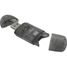 Esperanza TA101K SD/MicroSD USB kártyaolvasó fekete