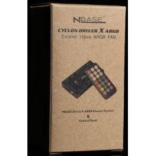 nBase Cyclon DriverX ARGB vezérlő + távirányító