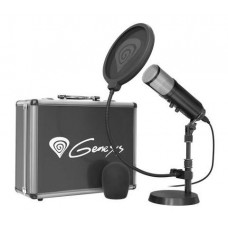 Natec Genesis Radium 600 studió USB mikrofon NGM-1241
