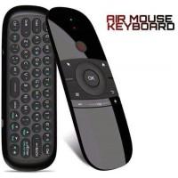 nBase Air Mouse model: W1 fekete Smart TV billentyűzet