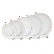 Optonica LED panel beépíthető kerek 3W DL2433