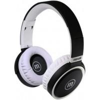 Maxell B52 mikrofonos fejhallgató fekete-fehér