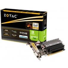 GeForce GT730 Zotac ZT-71113-20L 2GB DDR3 PCX vga kártya