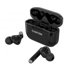 Canyon CNE-CBTHS3B Bluetooth mikrofonos fülhallgató