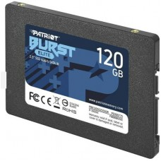 "2,5"" SSD  120GB Patriot SATA3 PBE120GS25SSDR"