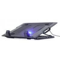 Gembird notebook hűtő NBS-1F17T-01