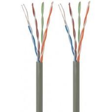 UTP fali kábel 305m dob CAT5.E Wiretek N5UBG24-305M