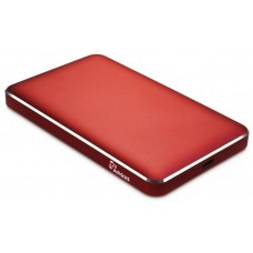 "Drive Kit USB 2,5"" SATA USB 3.0 C Inter-Tech GD-25609 piros"