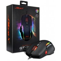 Inter-Tech Nitrox GT-200 RGB USB optikai egér