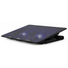 Gembird notebook hűtő NBS-2F15-02
