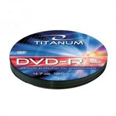 DVD lemez Titanum 4,7GB -R 10lemez/bulk