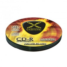 CD lemez Extreme 80' R 10lemez/bulk